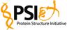 Protein Structure Initiative logo